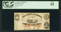 Obsoletes By State:Alabama, Montgomery, AL - State of Alabama 25¢ Jan. 1, 1863 Cr. 5. ...