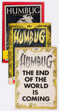 Silver Age (1956-1969):Alternative/Underground, Humbug Group of 6 - Bill Elder File Copies (Humbug, 1957-58)Condition: Average VG/FN.... (Total: 6 Comic Books)