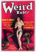Pulps:Horror, Weird Tales - November 1935 (Popular Fiction) Condition: VG-....