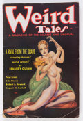 Pulps:Horror, Weird Tales - January 1936 (Popular Fiction) Condition: VG/FN....