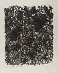 Chua Ek Kay (1947-2008) Afternoon Rain, 2002 Lithograph in colors on wove paper, with full margins