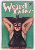 Pulps:Horror, Weird Tales - January 1933 (Popular Fiction) Condition: GD/VG....
