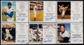 Autographs:Photos, Baseball Greats Signed Photograph Collection (6). ...