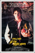 "Movie Posters:Sports, All the Right Moves (20th Century Fox, 1983). Autographed One Sheet (27"" X 41""). Sports.. ..."