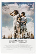 "Movie Posters:Drama, Places in the Heart (Tri-Star, 1984). Autographed One Sheet (27"" X 41""). Drama.. ..."