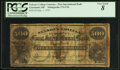 Obsoletes By State:Ohio, Cincinnati, OH - Nelson's College Currency - First InternationalBank $500 Sept. 1, 1870 UNL. ...