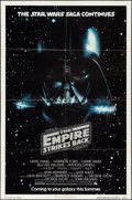 "Movie Posters:Science Fiction, The Empire Strikes Back (20th Century Fox, 1980). One Sheet (27"" X41"") Teaser. Science Fiction.. ..."