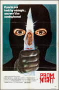 "Movie Posters:Horror, Prom Night (Avco Embassy, 1980). One Sheet (27"" X 41""). Horror.. ..."
