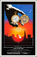 "Movie Posters:Science Fiction, Time After Time (Warner Brothers, 1979). Autographed One Sheet (27""X 41""). Science Fiction.. ..."