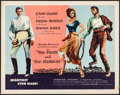 "Movie Posters:Adventure, The Pride and the Passion (United Artists, 1957). Half Sheet (22"" X 28"") Style A. Adventure.. ..."