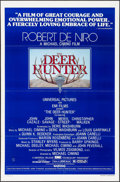 "Movie Posters:Academy Award Winners, The Deer Hunter (Universal, 1978). One Sheet (27"" X 41"") &Lobby Card Set of 4 (11"" X 14""). Academy Award Winners.. ...(Total: 5 Items)"