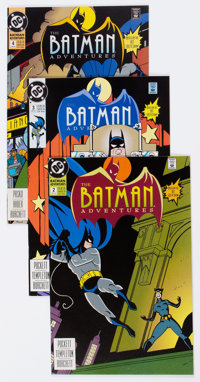 Batman Adventures Near-Complete Series Group of 31 (DC, 1993-95) Condition: Average NM-.... (Total: 31 Comic Books)