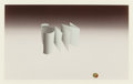 Fine Art - Work on Paper:Print, Ed Ruscha (b. 1937). Sin, 1970. Screenprint in colors on onLouvain Opaque Cover paper, with full margins. 13 x 21-3/4 i...
