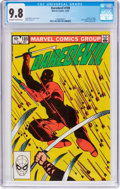 Modern Age (1980-Present):Superhero, Daredevil #189 (Marvel, 1982) CGC NM/MT 9.8 Off-white to whitepages....