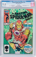 Modern Age (1980-Present):Superhero, The Amazing Spider-Man Annual #20 (Marvel, 1986) CGC NM/MT 9.8White pages....