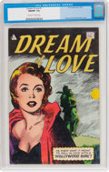 Silver Age (1956-1969):Romance, Dream of Love #1 (I.W., 1958) CGC NM/MT 9.8 Off-white to white pages....