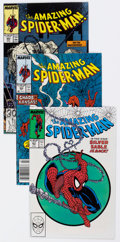 Modern Age (1980-Present):Superhero, The Amazing Spider-Man #301-367 Near Complete Run Group of 62(Marvel, 1988-92) Condition: Average NM.... (Total: 62 Comic Books)