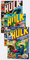 The Incredible Hulk Box Lot (Marvel, 1971-88) Condition: Average FN+