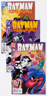 Batman Adventures and Others Group of 20 (DC, 1989-2004) Condition: Average NM-.... (Total: 20 Comic Books)