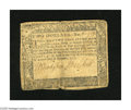 Colonial Notes:Maryland, Maryland December 7, 1775 $2 Very Good. Signatures are of Hodgkinand Duckett....