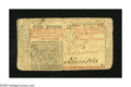 Colonial Notes:New Jersey, New Jersey April 12, 1760 L3 Extremely Fine. A well printed exampleof this scarce and desirable denomination that has escap...