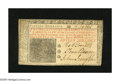 Colonial Notes:New Jersey, New Jersey March 25, 1776 15s Choice About New. This bright note has a trace of handling....