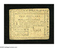 Colonial Notes:North Carolina, North Carolina August 8, 1778 $10 About New. This is a nice piece of North Carolina currency with a single light fold and th...