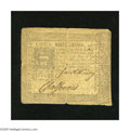 Colonial Notes:Pennsylvania, Pennsylvania March 20, 1773 4s Very Good. Signatures are dark onthis note....