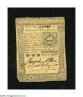 Colonial Notes:Pennsylvania, Pennsylvania October 1, 1773 15s Fine. Lightly handled edges arefound on this example....