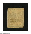 Colonial Notes:Pennsylvania, Pennsylvania October 25, 1775 9d Good-Very Good. The back has lostits printing detail....