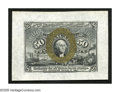 Fractional Currency:Second Issue, Fr. 1314SP 50c Medium Margin Specimen Face Second Issue Choice New. A lovely specimen face of this note that appears to be w...