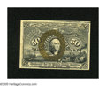 Fractional Currency:Second Issue, Fr. 1320 50c Second Issue Extremely Fine-About Uncirculated. This nice looking note has a hard center fold and some light ha...