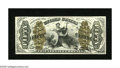 "Fractional Currency:Third Issue, Fr. 1363 50c Third Issue Justice Choice New. A very well margined example of this much scarcer ""1"" and ""a"" Justice green bac..."