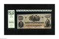 Confederate Notes:1862 Issues, T41 $100 1862. This CSA note was awarded the grade of Choice AboutNew 55PPQ by PCGS....