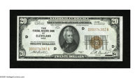 Fr. 1870-D $20 1929 Federal Reserve Bank Note. Gem New. A wonderfully margined FRBN with great paper surfaces and super...