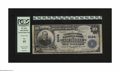 National Bank Notes:Kentucky, Louisville, KY - $10 1902 Plain Back Fr. 632 The Citizens Union NBCh. # 2164. This second title note shows 34 large kno...