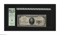 National Bank Notes:Maine, Bath, ME - $20 1929 Ty. 1 The First NB Ch. # 2743. This is a pleasing, bright example of this Sagadahoc county bank that...