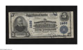 National Bank Notes:Maryland, Baltimore, MD - $5 1902 Plain Back Fr. 598 The National Union Bankof Maryland at Baltimore Ch. # 1489. This $5 is in th...