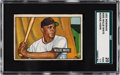 Baseball Cards:Singles (1950-1959), 1951 Bowman Willie Mays #305 SGC 20 Fair 1.5....