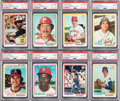 Baseball Cards:Sets, 1978 Topps Baseball High Grade Complete Set (726). ...