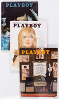 Magazines:Miscellaneous, Playboy 1962-65 Complete Years Group of 48 (HMH Publishing,1962-65)....