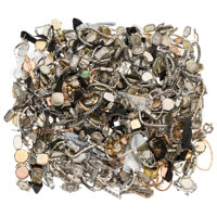 Men's And Women's Diamond, Synthetic Stone, Mixed Metal Watches, Parts and Components