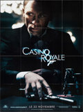 "Movie Posters:James Bond, Casino Royale (MGM, 2006). French Grande (45.5"" X 62"") DS. JamesBond.. ..."