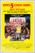 "Movie Posters:Academy Award Winners, The Deer Hunter (Universal, 1978). One Sheet (27"" X 41""). Academy Awards Style. War.. ..."
