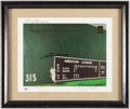 "Autographs:Letters, Ted Williams Signed ""Teddy Ballgame"" Limited Edition Lithograph...."