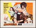 """Movie Posters:Horror, The Neanderthal Man (United Artists, 1953). Half Sheet (22"""" X 28""""). Horror.. ..."""