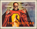 "Movie Posters:Horror, The Undead (American International, 1957). Half Sheet (22"" X 28""). Horror.. ..."