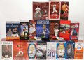 Miscellaneous Collectibles:General, Collection of Nodder Bobble Head Dolls (20)....