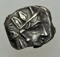 Ancients:Ancient Lots , Ancients: GROUP LOTS. Greek. Lot of six (6) early AR owl fractions.Fine-About XF.... (Total: 6 coins)