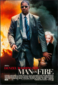 """Man on Fire & Others Lot (20th Century Fox, 2004). One Sheets (4) (27"""" X 40""""). Action. ... (Total: 4 I..."""